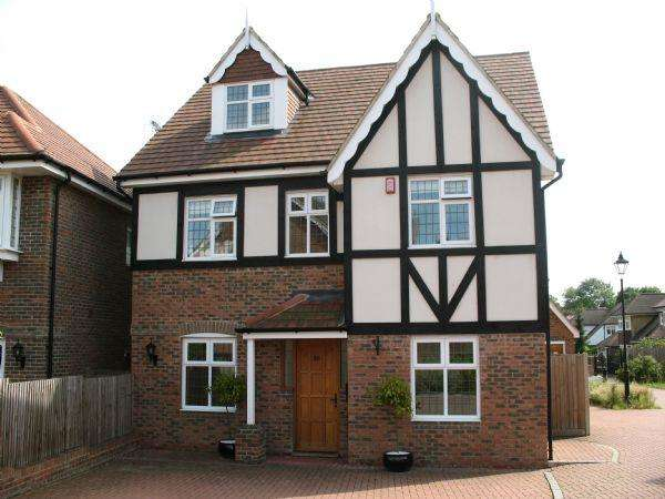 5 Bedrooms Detached House for sale in Fauna Close, Stanmore