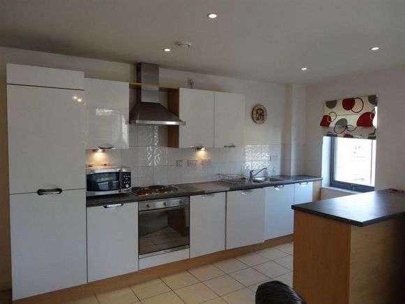 2 Bedrooms Flat for rent in The Chimes, Vicar Lane, Sheffield