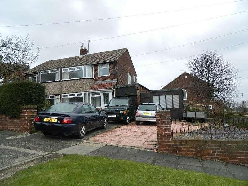 3 Bedrooms Semi Detached House for sale in Leechmere Road, Grangetown