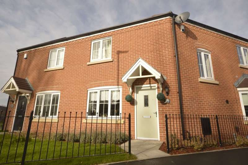 3 Bedrooms Semi Detached House for sale in Waltho Street, Wolverhampton, WV6