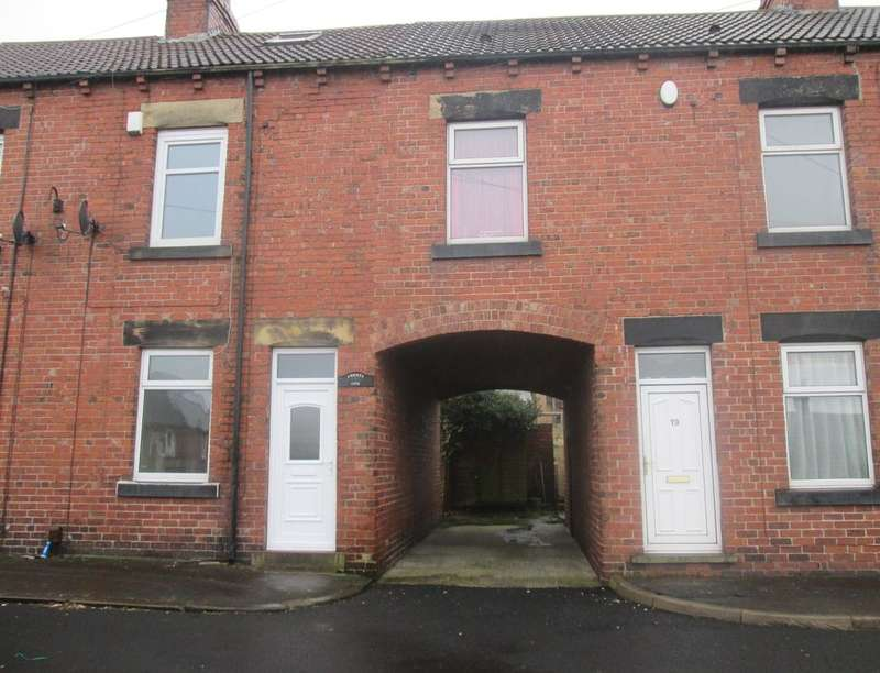 3 Bedrooms Property for sale in Howard Street, Barnsley, S70