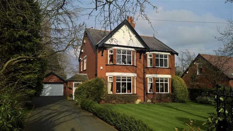5 Bedrooms Detached House for sale in Chapel Lane, Eccleston, St Helens, WA10