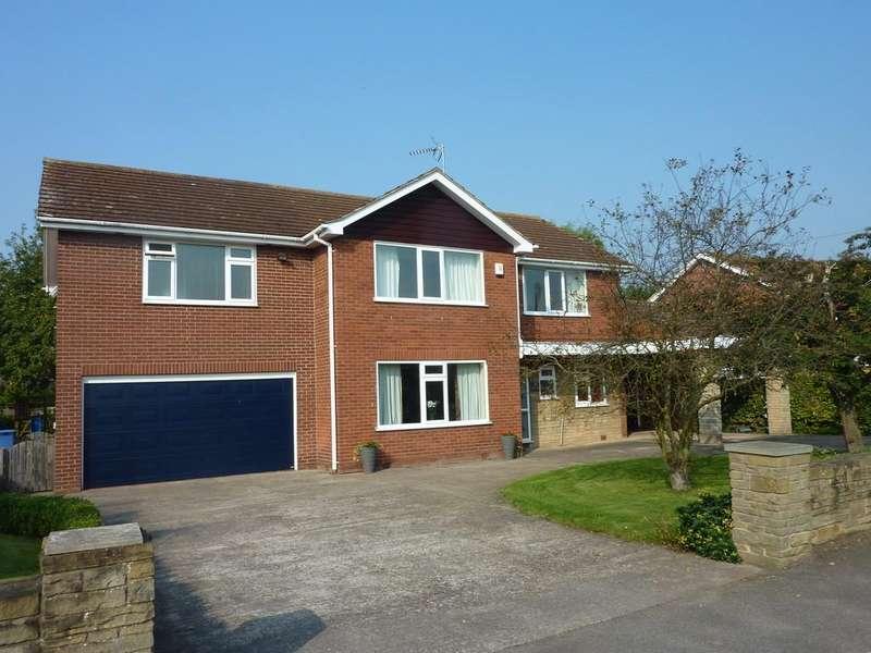 5 Bedrooms Detached House for sale in Big Lane, Clarborough, Retford
