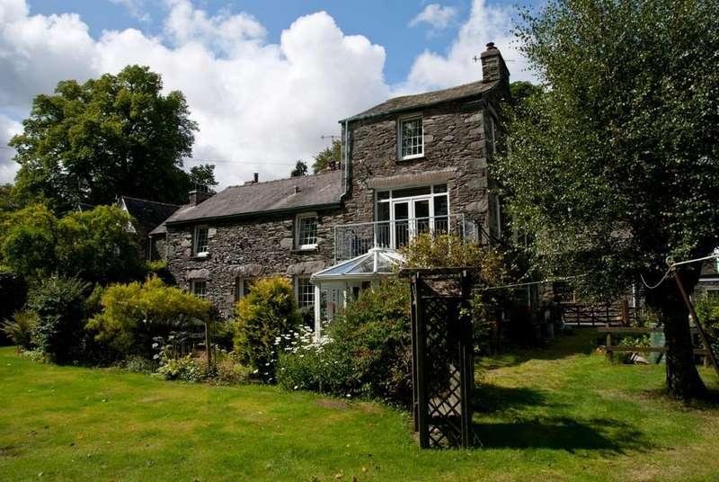 5 Bedrooms Maisonette Flat for sale in Grisedale Lodge, Glenridding, Ullswater CA11 0PJ