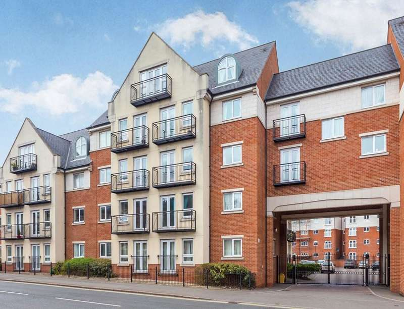 2 Bedrooms Flat for sale in Rowleys Mill Uttoxeter New Road, Derby, DE22