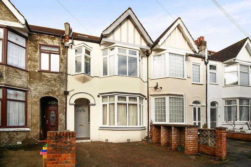 2 Bedrooms Flat for sale in Park Avenue, Mitcham, CR4