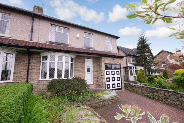 4 Bedrooms Semi Detached House for sale in Laverock Lane Hove Edge Brighouse