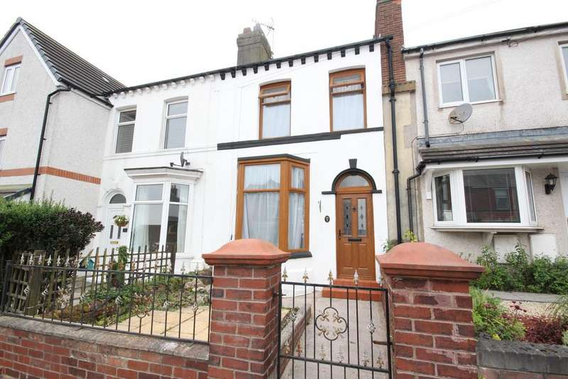 2 Bedrooms Terraced House for sale in 9 Gladstone Terrace