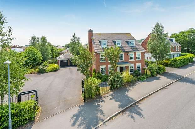 6 Bedrooms Detached House for sale in 2 Cherry Tree Close and adjacent Building Plot, Wellington, Telford, Shropshire