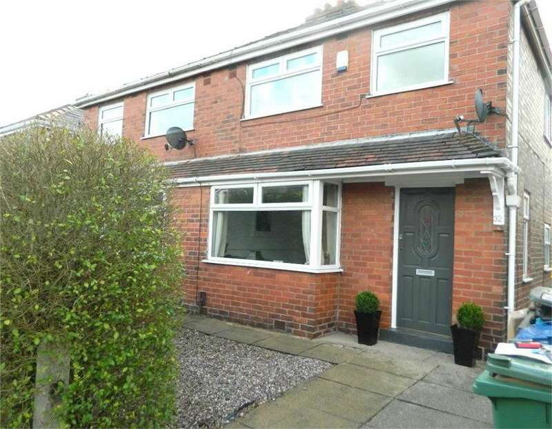 3 Bedrooms Semi Detached House for sale in Coniston Drive, Bury, Lancashire