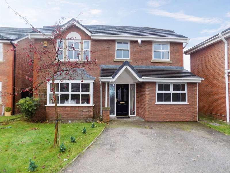 4 Bedrooms Detached House for sale in Poplar Drive, Coppull, Chorley, Lancashire