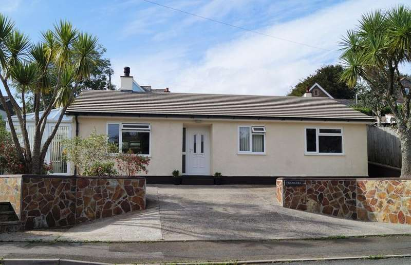 3 Bedrooms Detached Bungalow for sale in Drakewalls, Gunnislake