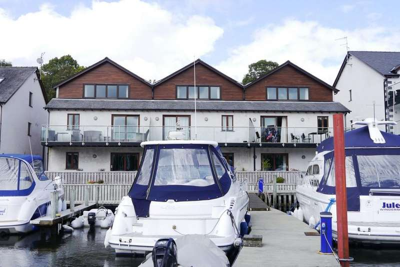 2 Bedrooms Apartment Flat for sale in 35 Windward Way, Windermere Marina Village, Bowness-on-Windermere, LA23 3JQ