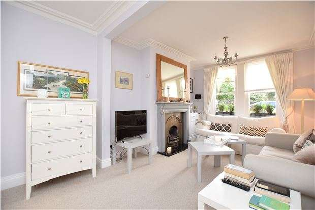 3 Bedrooms Terraced House for sale in Entry Hill, BATH, Somerset, BA2 5NA