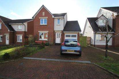 4 Bedrooms Detached House for sale in Lafferty Place, Denny