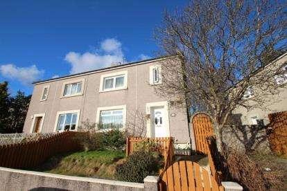 3 Bedrooms Semi Detached House for sale in Hillside Road, Glasgow, Lanarkshire