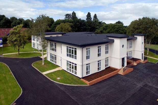 2 Bedrooms Apartment Flat for sale in Danescourt Road, Tettenhall, Wolverhampton