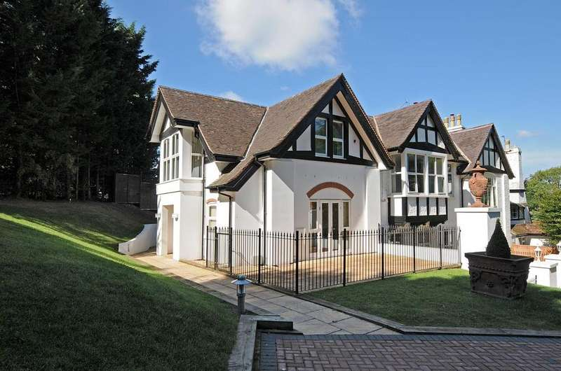 2 Bedrooms Detached House for rent in Sonning on Thames