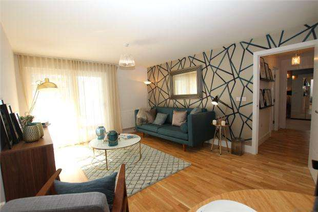 1 Bedroom Apartment Flat for sale in Plot 1, The Bridge, Wherry Road, Norwich, Norfolk