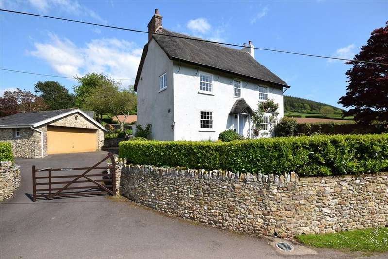 3 Bedrooms Detached House for sale in Buckley Road, Sidbury, Sidmouth, Devon