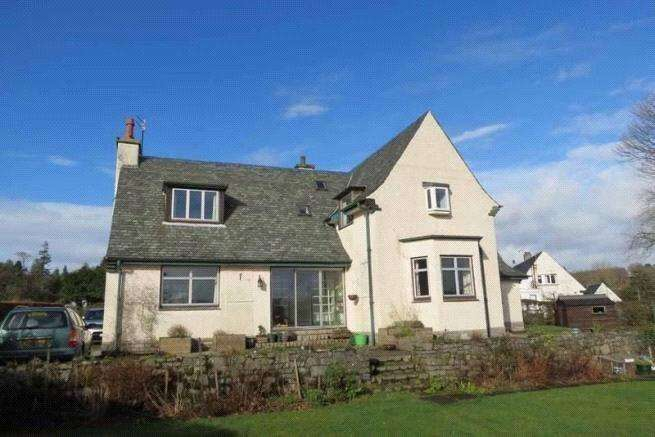4 Bedrooms Detached House for sale in Duisdale, Lochgilphead, Argyll, PA31