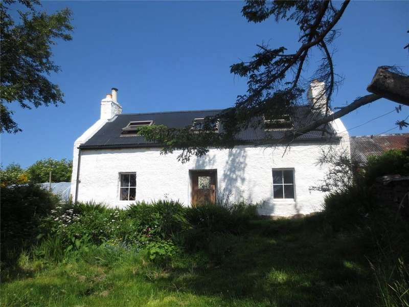 2 Bedrooms Detached House for sale in Ali Shornets, 6 Lotts of Scoraig, Dundonnell, Garve, Highland, IV23