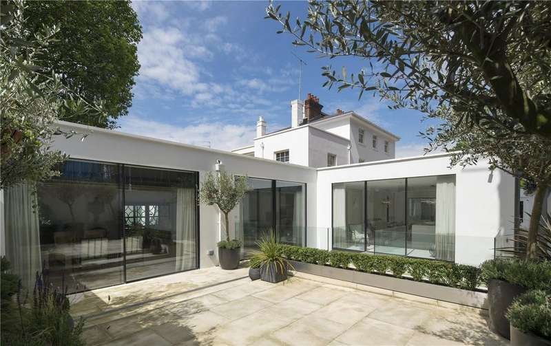 5 Bedrooms Detached House for sale in Melina Place, St John's Wood, London, NW8