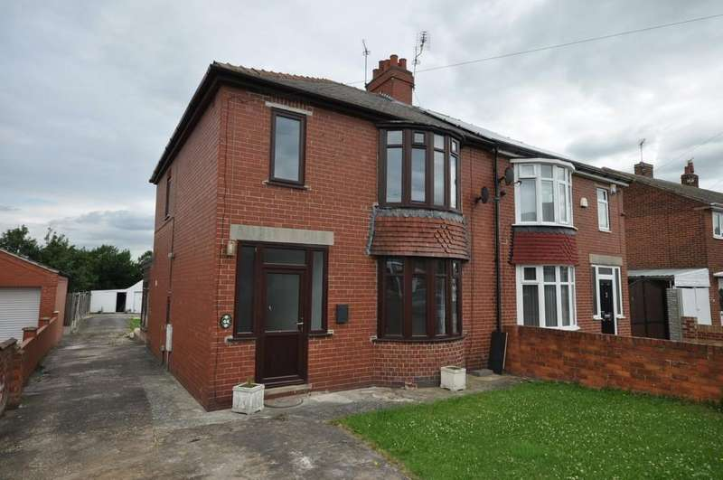 3 Bedrooms Semi Detached House for sale in North Eastern Road, Thorne, Doncaster