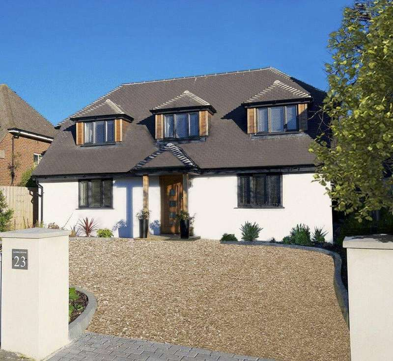 5 Bedrooms Detached House for sale in Dorchester, Dorset