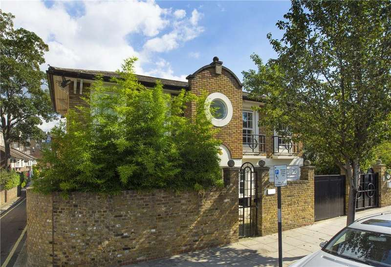 3 Bedrooms Detached House for sale in Randolph Road, Little Venice, London, W9