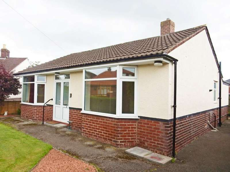 2 Bedrooms Detached Bungalow for sale in 6 The Nook, Belah Crescent