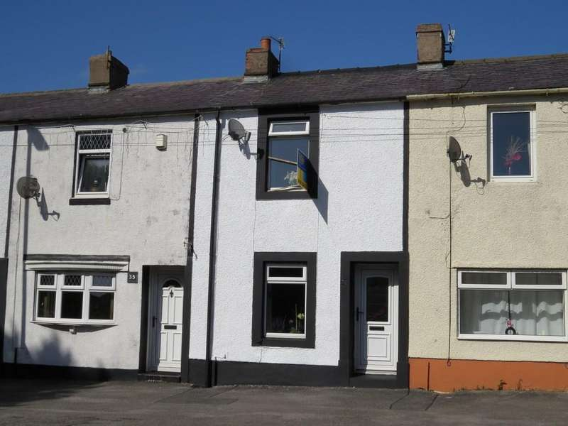 2 Bedrooms Terraced House for sale in Leconfield Street, Cleator Moor