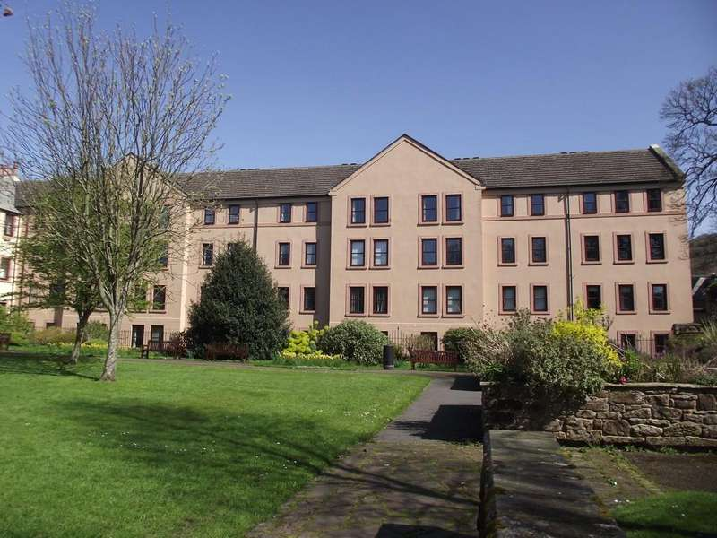 2 Bedrooms Apartment Flat for sale in Trininty Court, Whitehaven, Cumbria