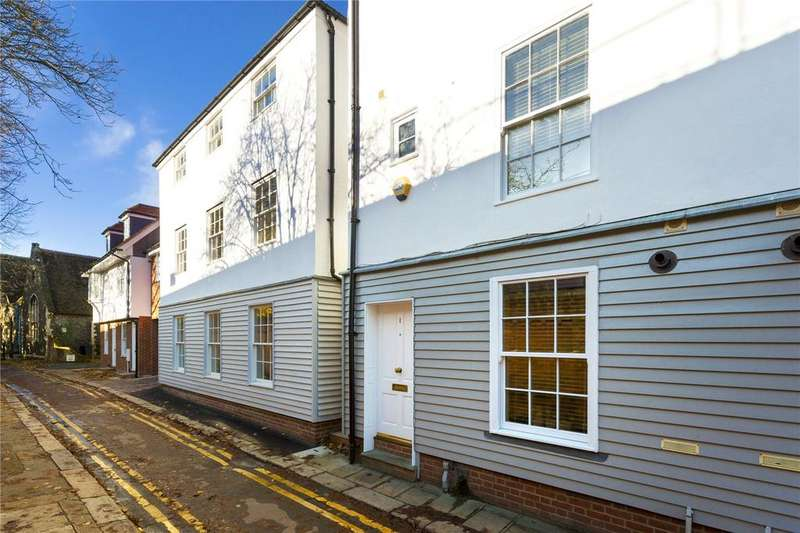3 Bedrooms End Of Terrace House for sale in Lavender Mews, Church Lane, St. Mildreds, Canterbury