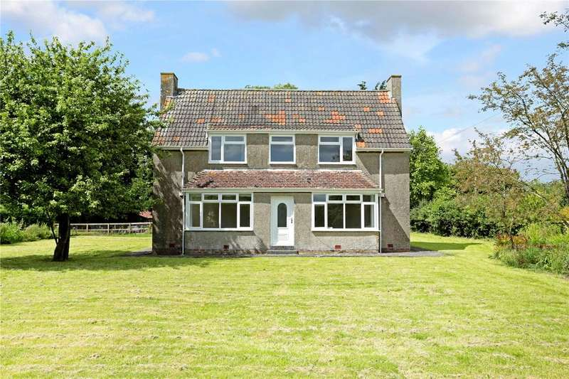 4 Bedrooms Detached House for sale in Nolands Road, Yatesbury, Calne, Wiltshire
