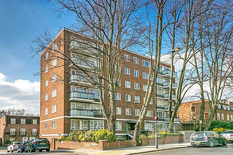 3 Bedrooms Flat for sale in Fairfax Road, South Hampstead, London