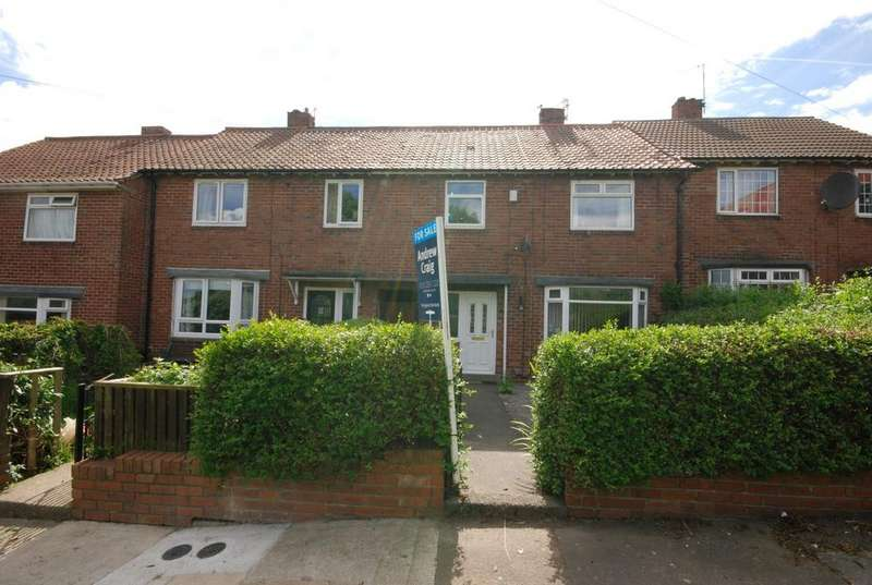 3 Bedrooms Terraced House for sale in Grasswell Drive, Montagu Estate, Kenton