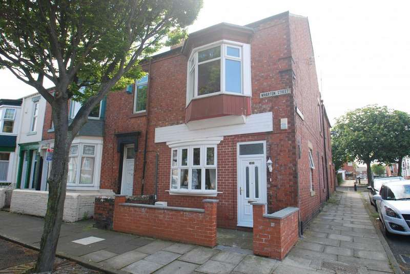 1 Bedroom Flat for sale in Wharton Street, South Shields