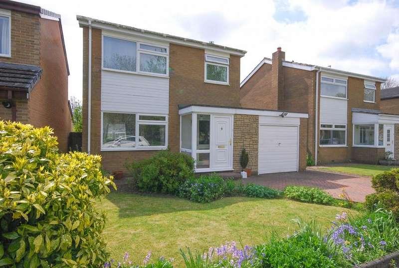 3 Bedrooms Detached House for sale in West Acres, Dinnington