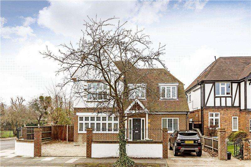 5 Bedrooms House for sale in Suffolk Road, Barnes, London, SW13