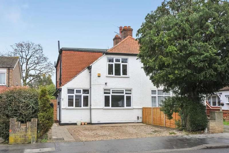 4 Bedrooms Semi Detached House for sale in Bridle Road, Croydon, CR0