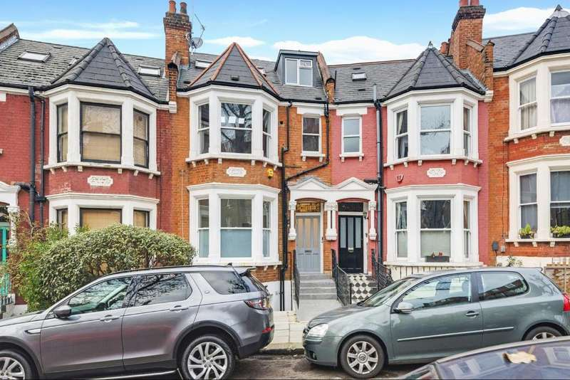 3 Bedrooms Flat for sale in Sandwell Crescent, West Hampstead, NW6