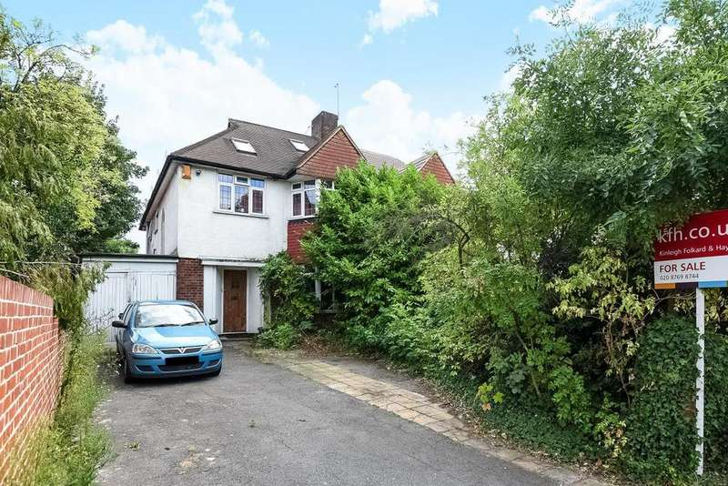 5 Bedrooms Semi Detached House for sale in Leigham Court Road, Streatham, SW16