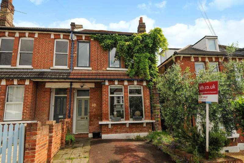 4 Bedrooms Semi Detached House for sale in Hitherfield Road, Streatham, SW16