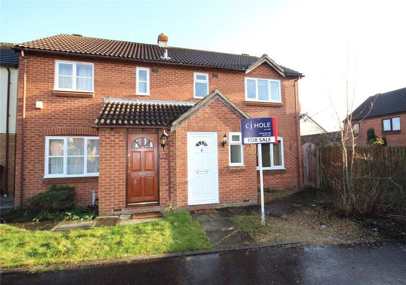3 Bedrooms End Of Terrace House for sale in Winsbury Way, Bradley Stoke, Bristol, BS32