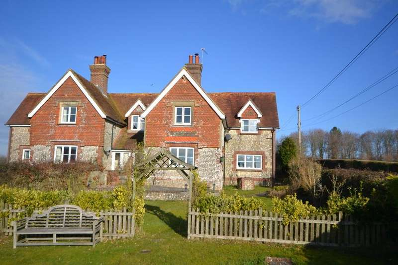 3 Bedrooms Semi Detached House for sale in Hylters Lane, Chilgrove