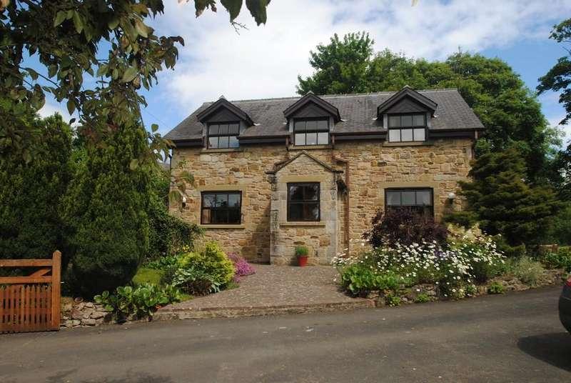 4 Bedrooms Detached House for sale in Gunnerton