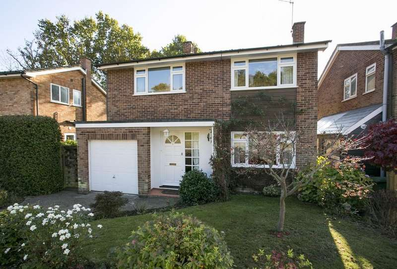3 Bedrooms Detached House for sale in Coniston Avenue, Tunbridge Wells