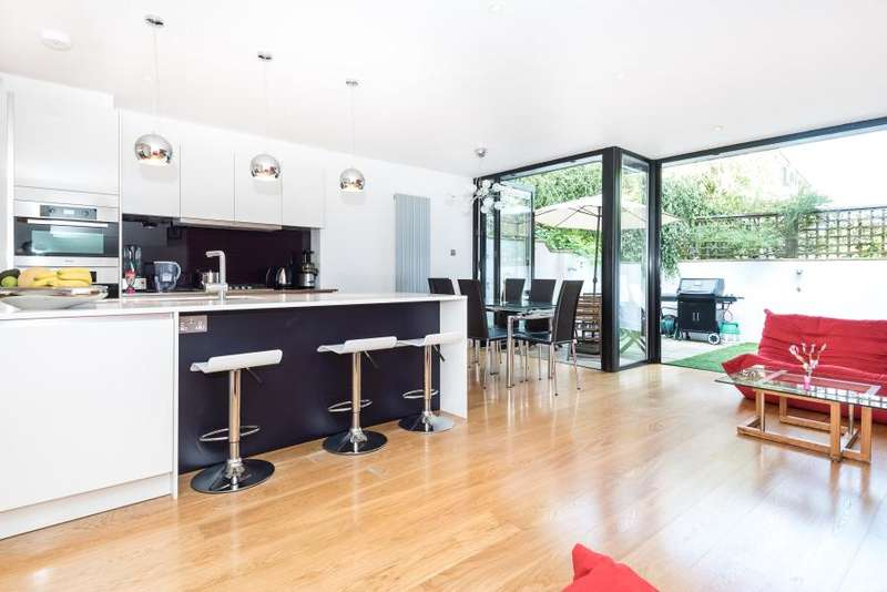 5 Bedrooms House for sale in Cumberland Road, Kew