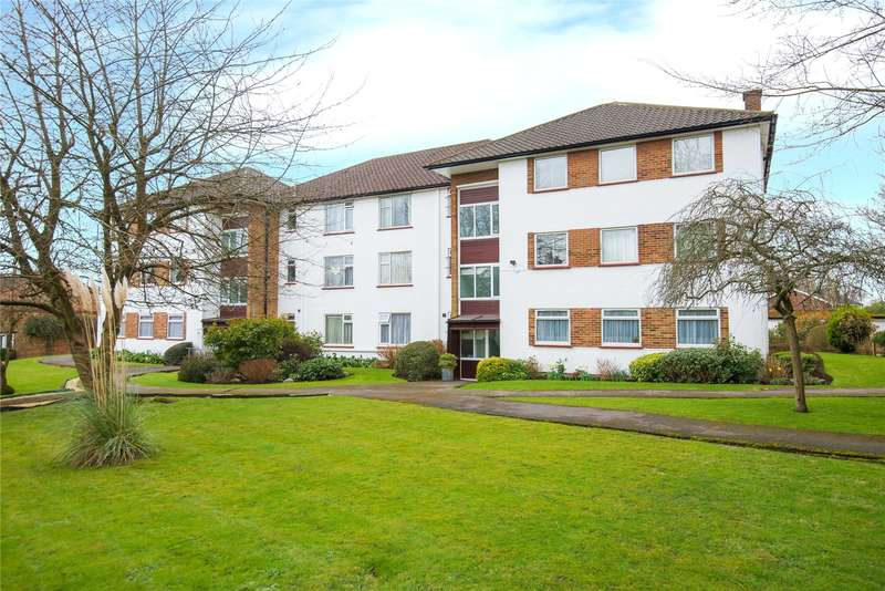 2 Bedrooms Flat for sale in Halsbury Court, Halsbury Close, Stanmore, HA7